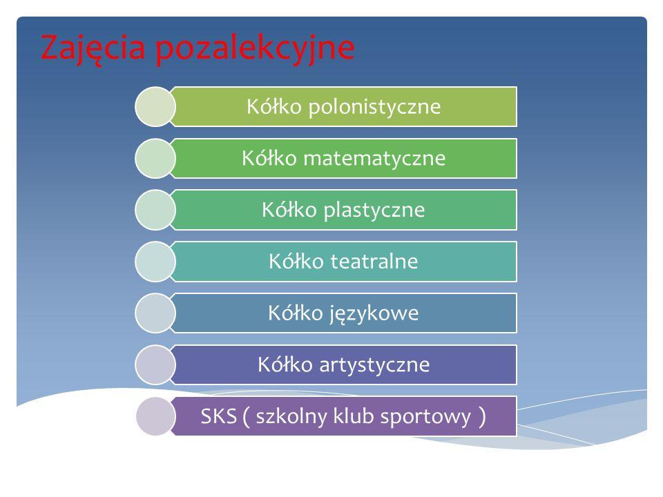 SKS ( szkolny klub sportowy )