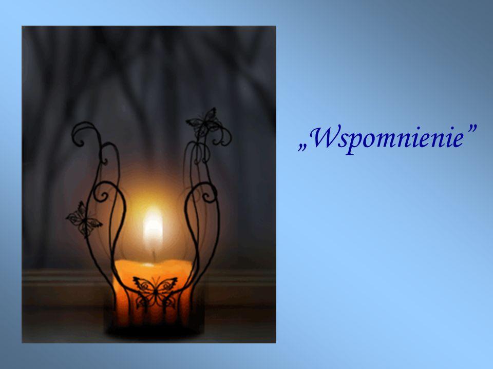 """""""Wspomnienie"""