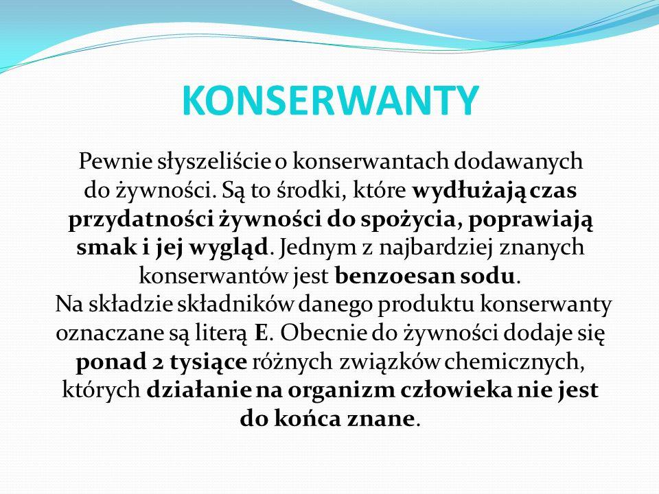 KONSERWANTY