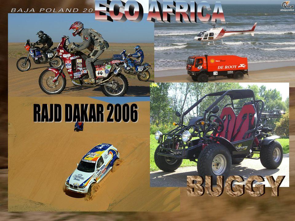 ECO AFRICA RAJD DAKAR 2006 BUGGY