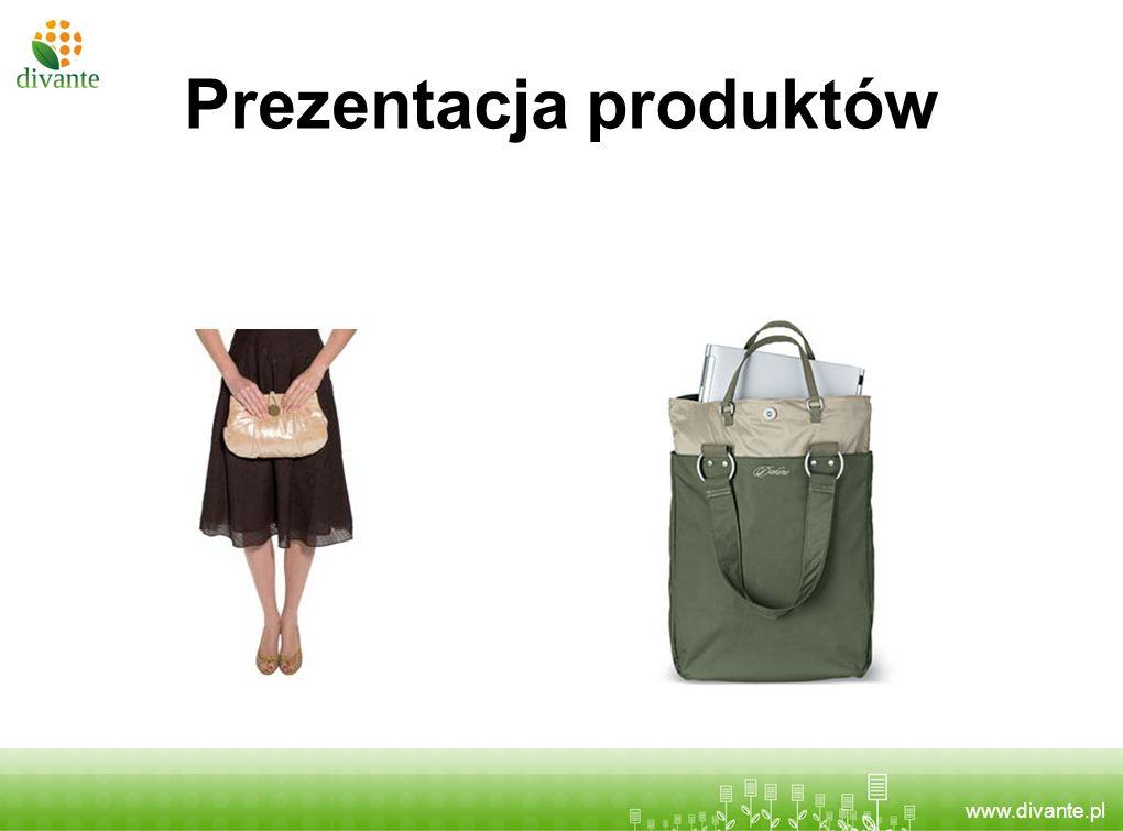 Prezentacja produktów
