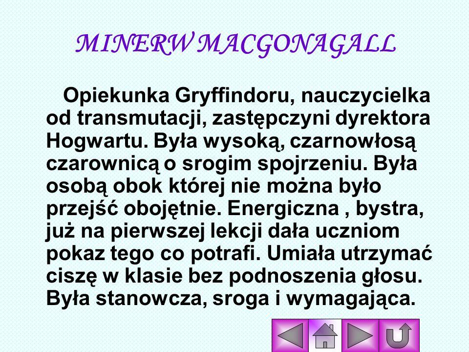 MINERW MACGONAGALL