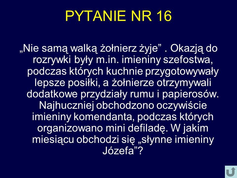 PYTANIE NR 16