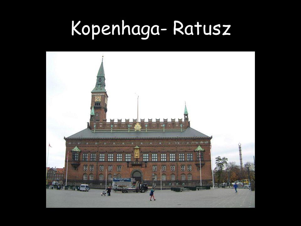 Kopenhaga- Ratusz