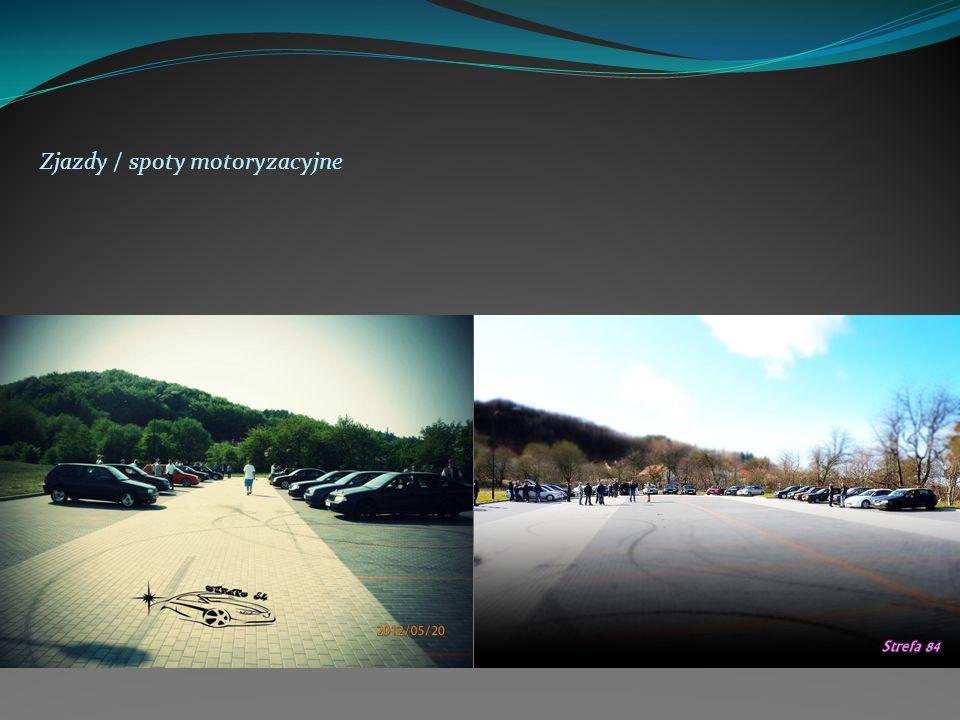 Zjazdy / spoty motoryzacyjne