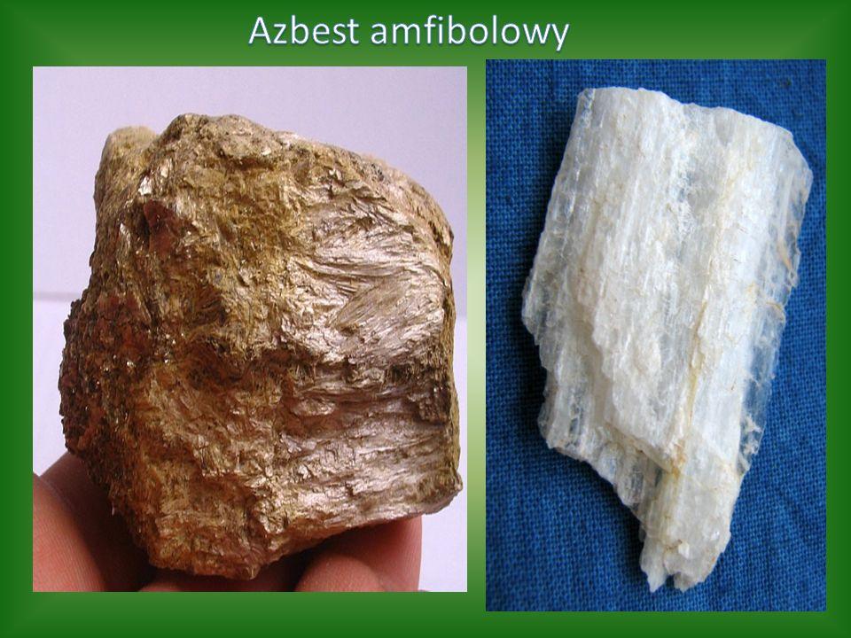 Azbest amfibolowy