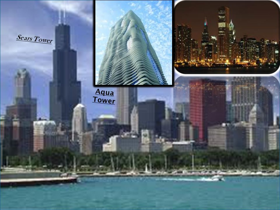 Sears Tower Aqua Tower