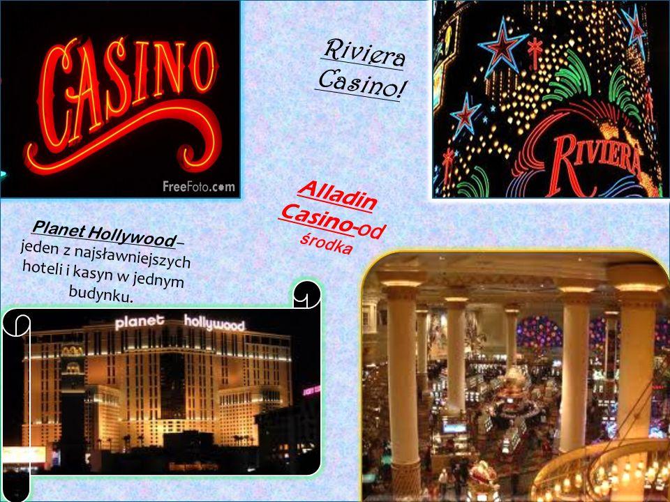 Alladin Casino-od środka