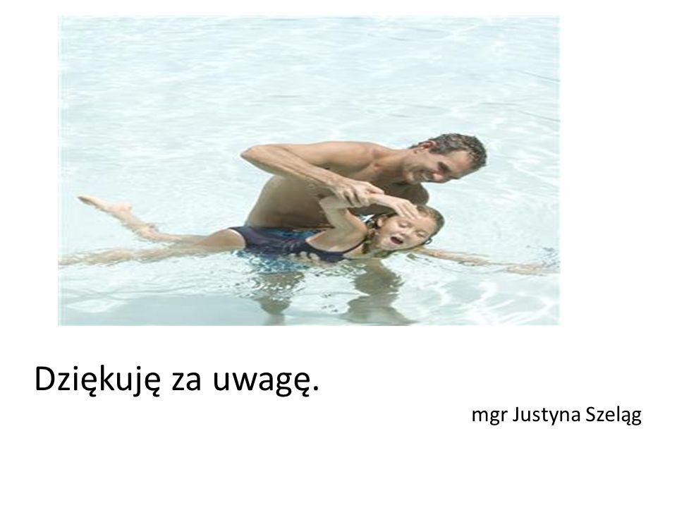Dziękuję za uwagę. Dziękuję za uwagę. mgr Justyna Szeląg