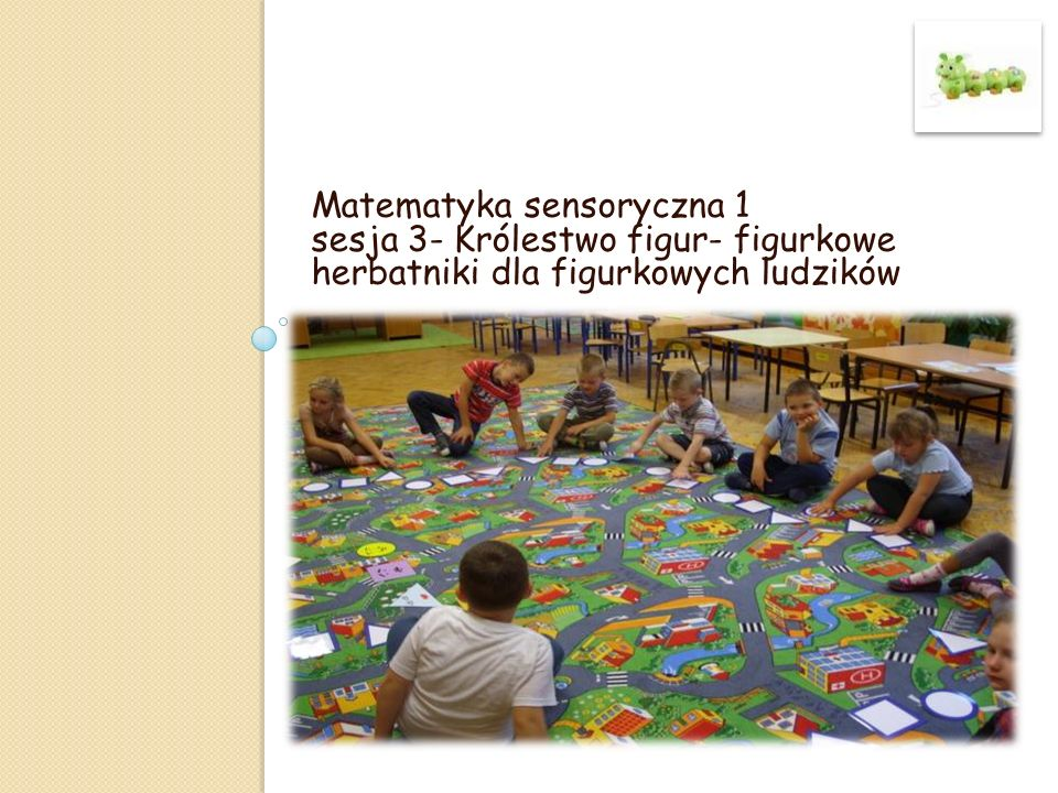 Matematyka sensoryczna 1