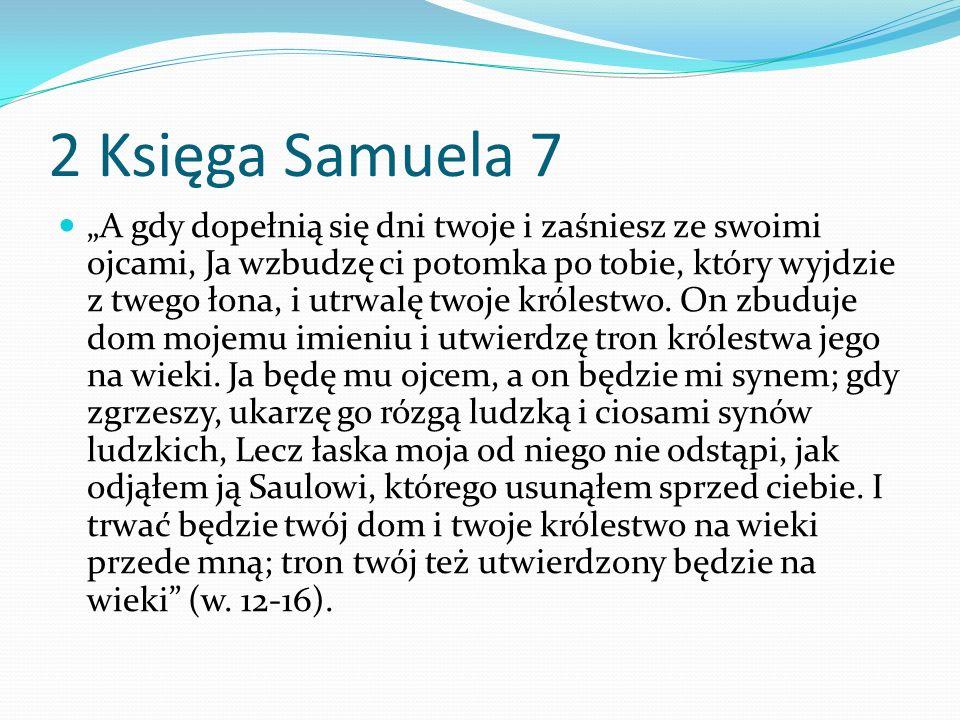 2 Księga Samuela 7