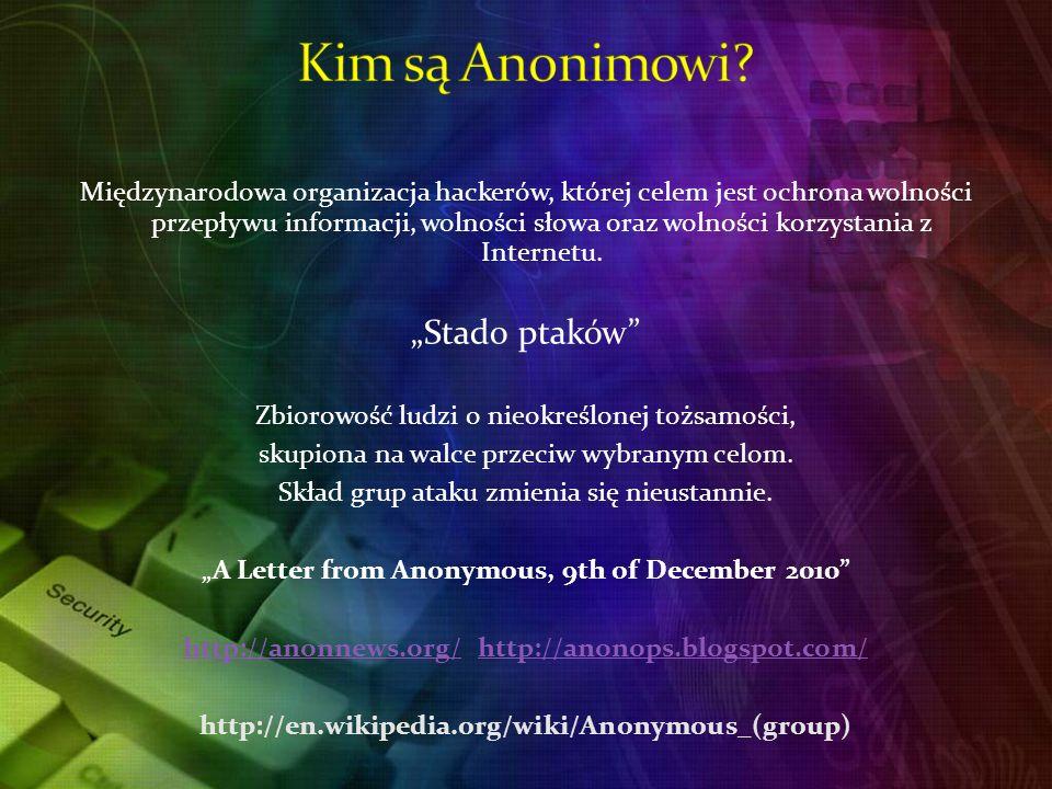 http://anonnews.org/ http://anonops.blogspot.com/