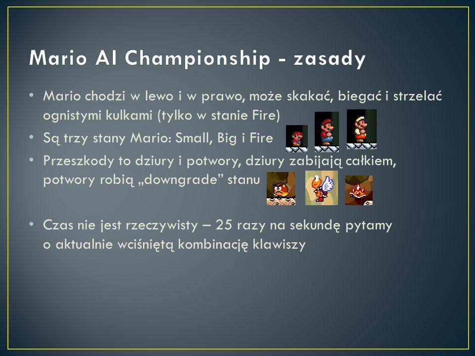 Mario AI Championship - zasady