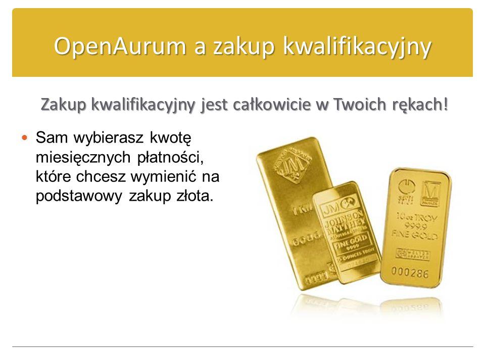 OpenAurum a zakup kwalifikacyjny