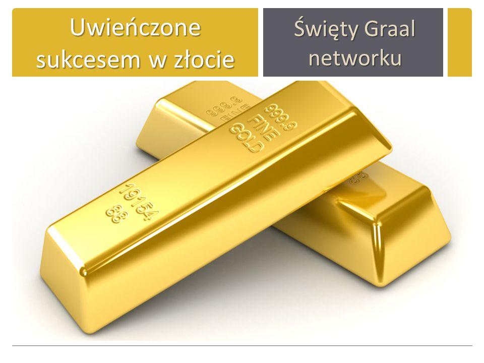 Uwieńczone sukcesem w złocie