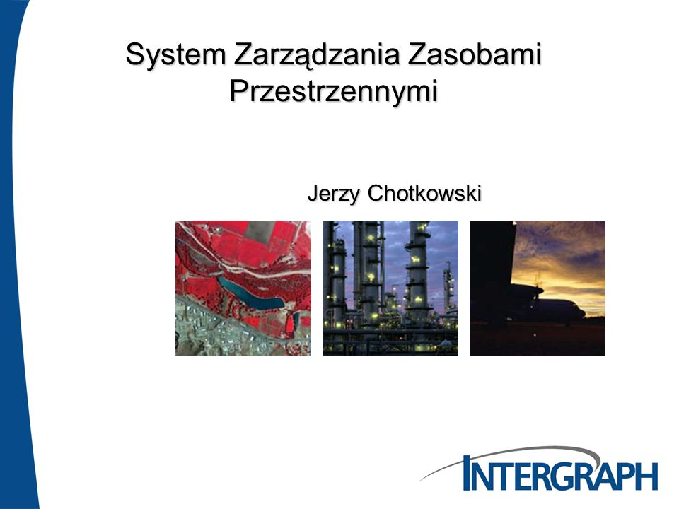 System Zarządzania Zasobami Przestrzennymi
