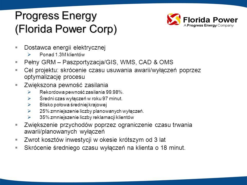 Progress Energy (Florida Power Corp)