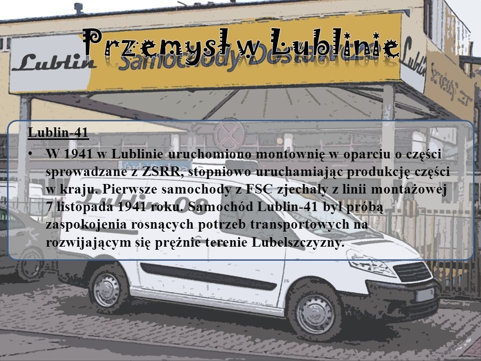 Przemysł w Lublinie Lublin-41