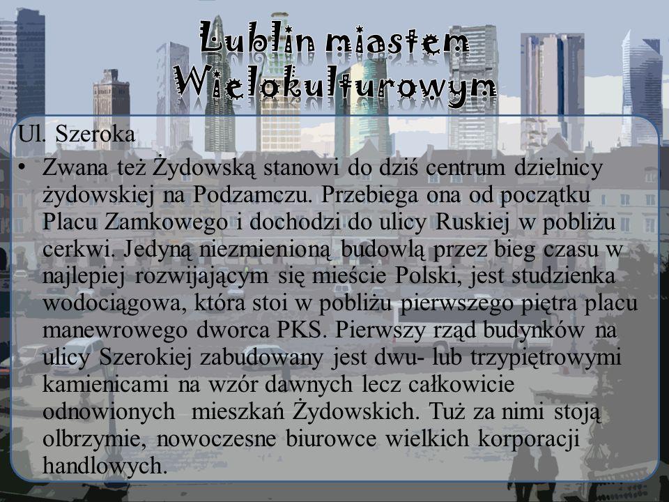 Lublin miastem Wielokulturowym