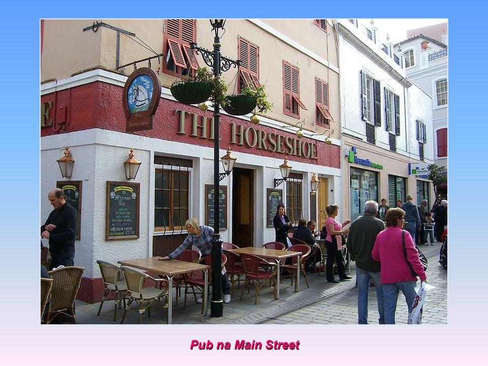 Pub na Main Street