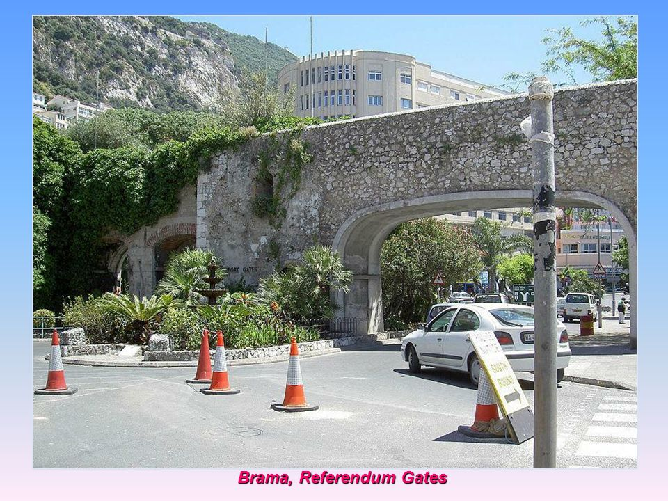 Brama, Referendum Gates