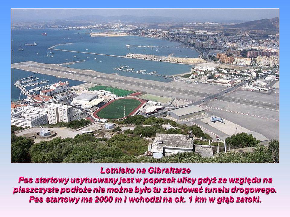 Lotnisko na Gibraltarze