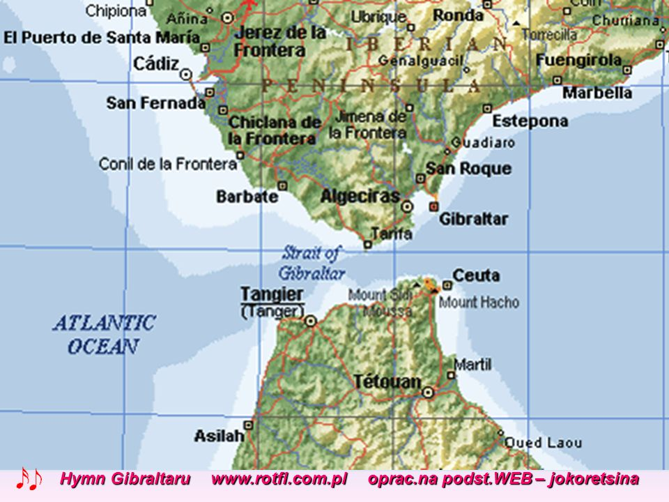 Hymn Gibraltaru www.rotfl.com.pl oprac.na podst.WEB – jokoretsina