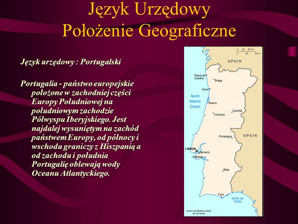 Język Urzędowy Położenie Geograficzne