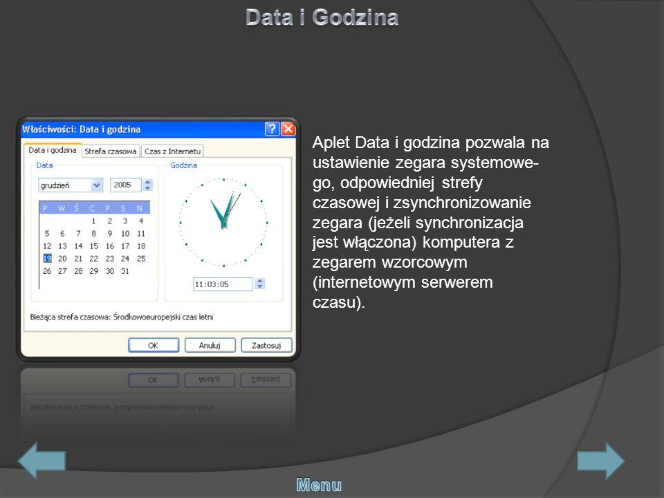 Data i Godzina
