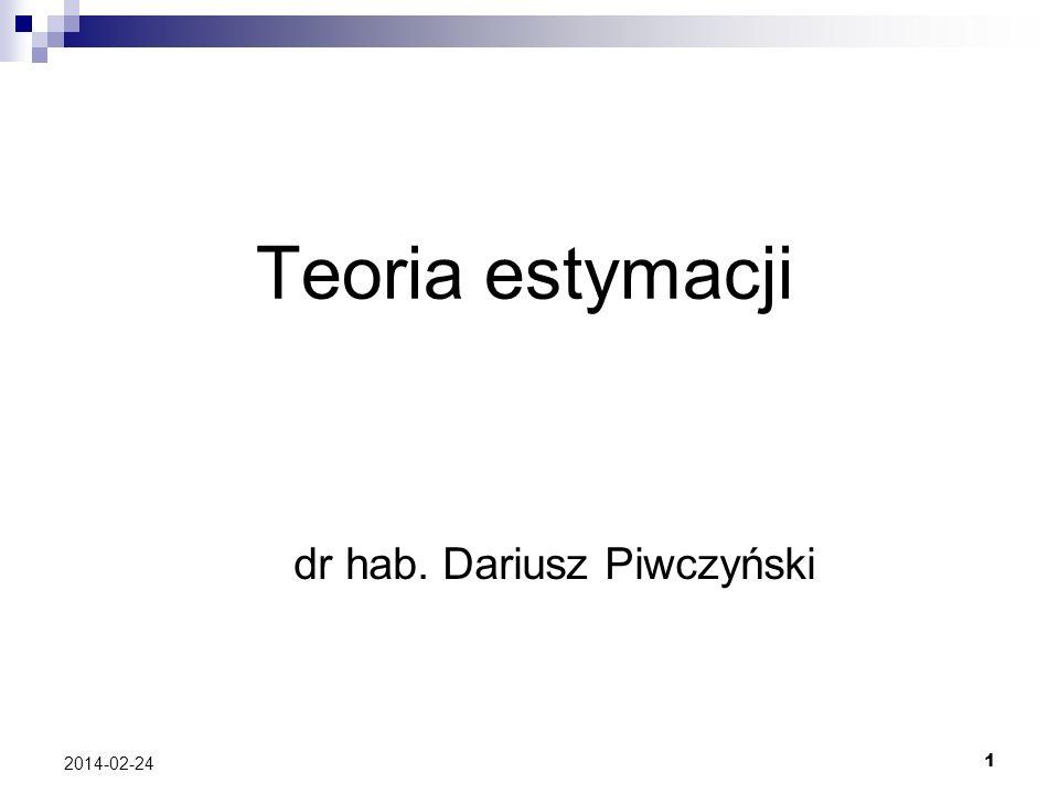dr hab. Dariusz Piwczyński