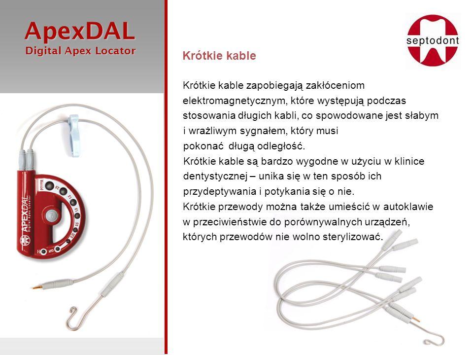 Krótkie kable