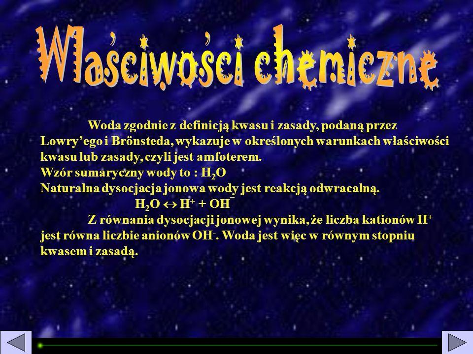 Wlasciwosci chemiczne