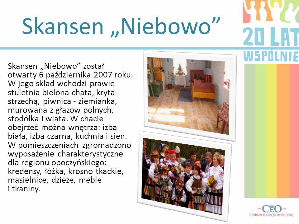 "Skansen ""Niebowo"