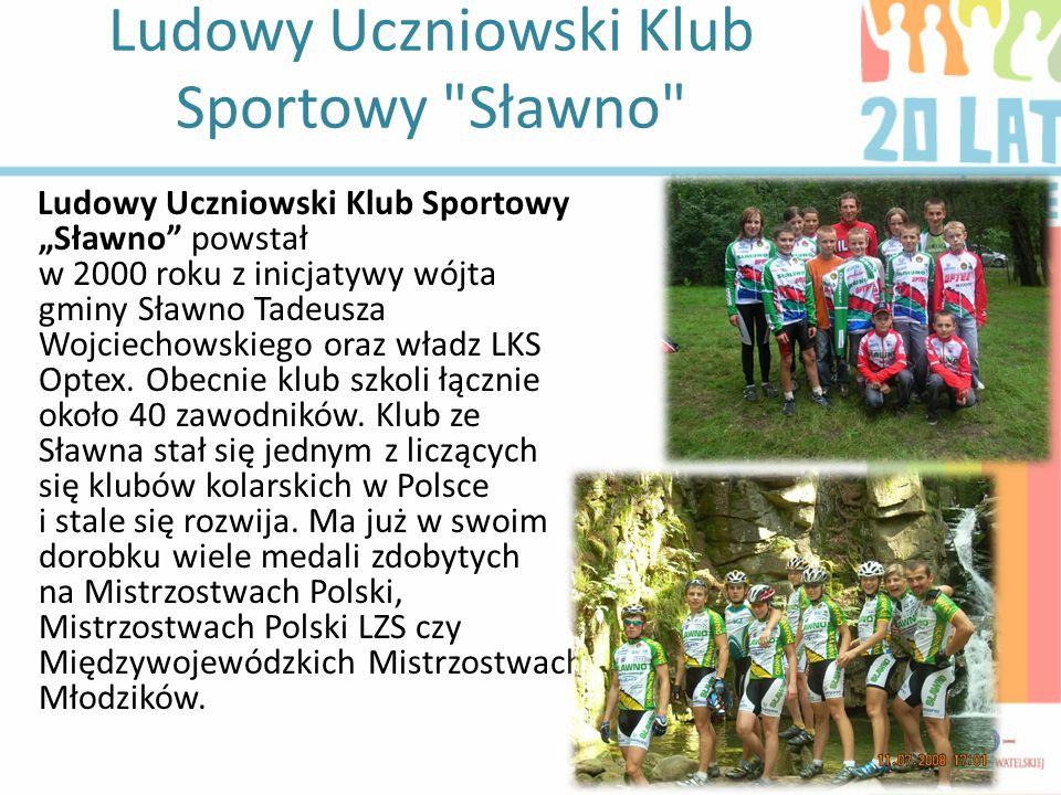 Ludowy Uczniowski Klub Sportowy Sławno