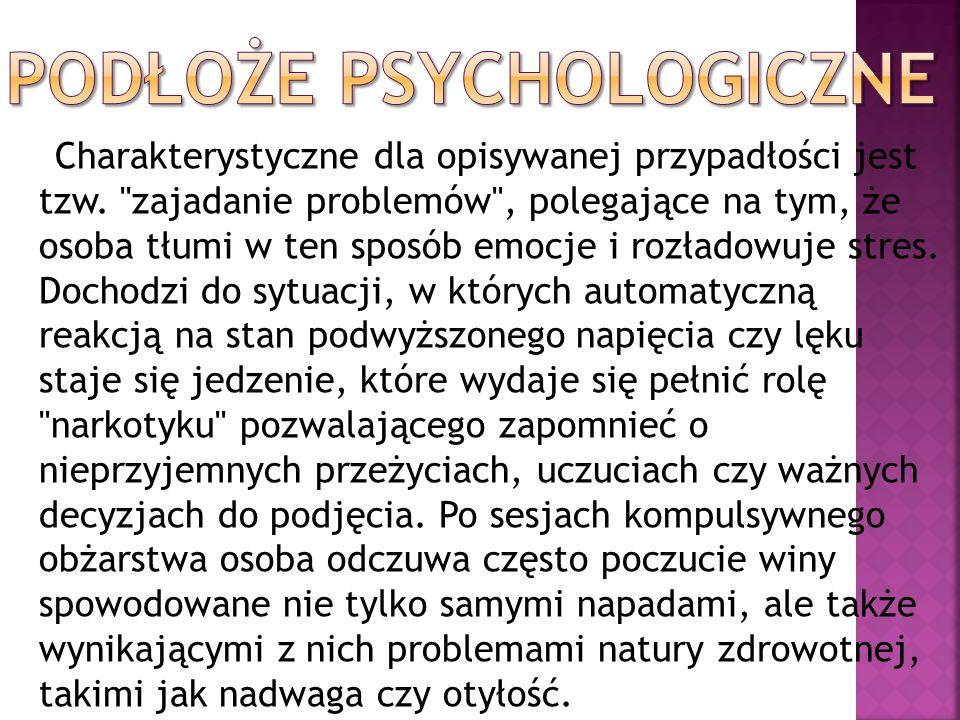 Podłoże psychologiczne