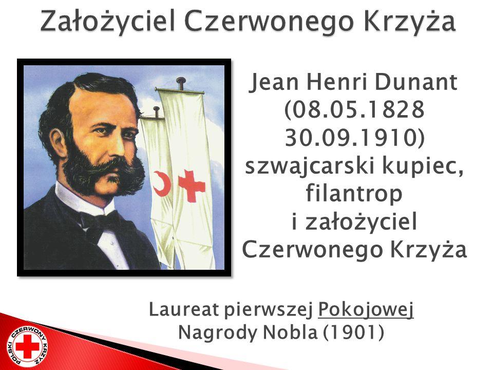 Założyciel Czerwonego Krzyża
