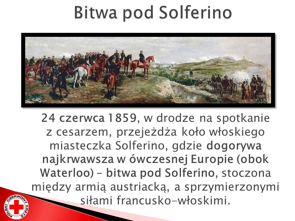 Bitwa pod Solferino