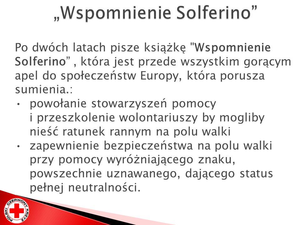 """""""Wspomnienie Solferino"""