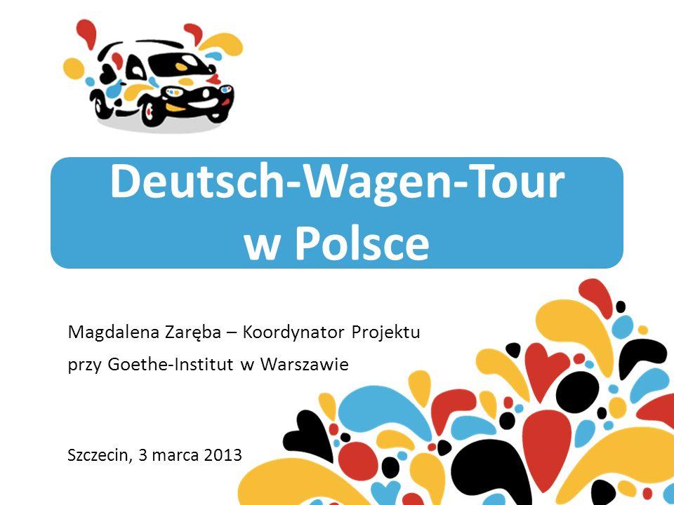 Deutsch-Wagen-Tour w Polsce
