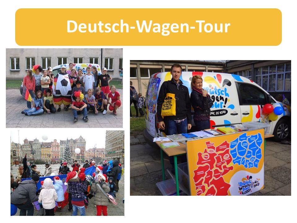 Deutsch-Wagen-Tour