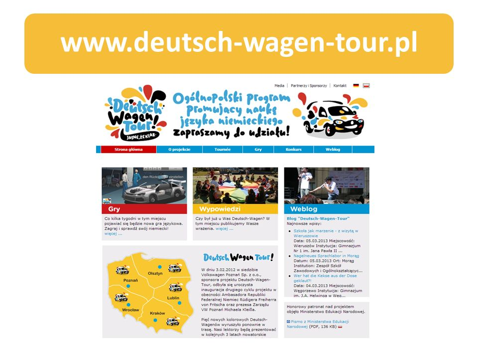 www.deutsch-wagen-tour.pl 12