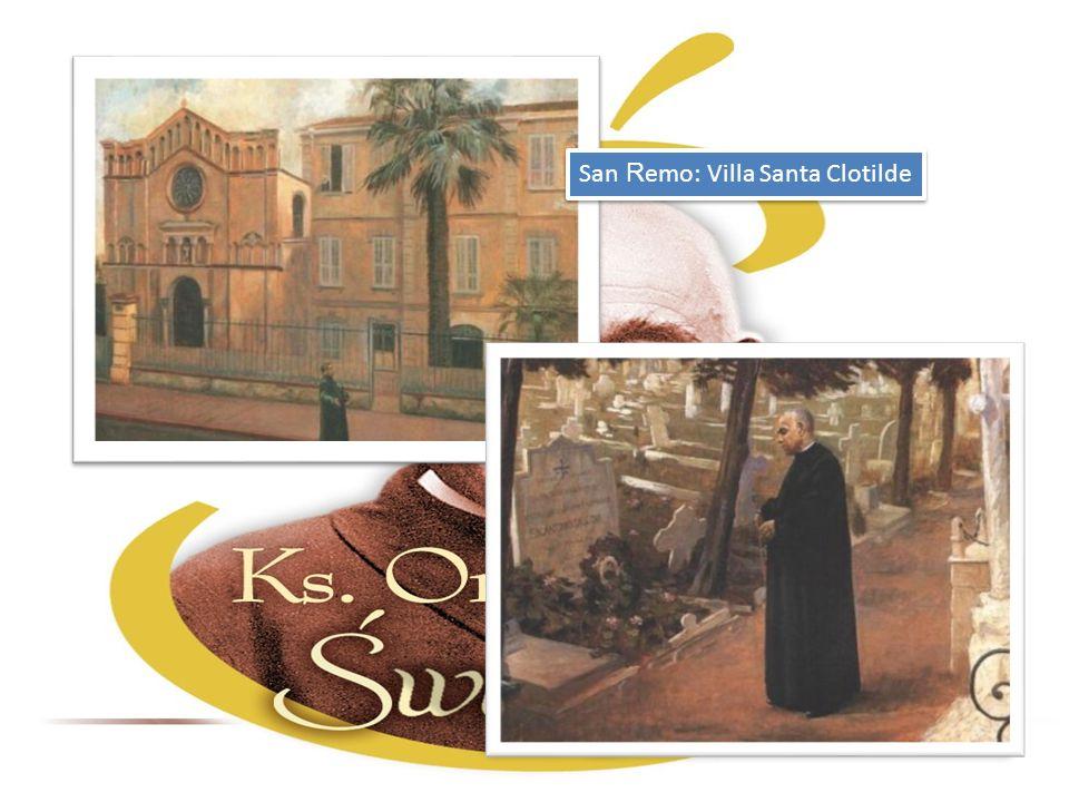 San Remo: Villa Santa Clotilde