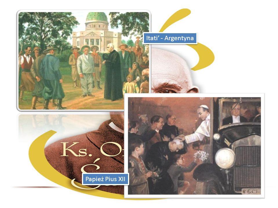 Itati' - Argentyna Papież Pius XII