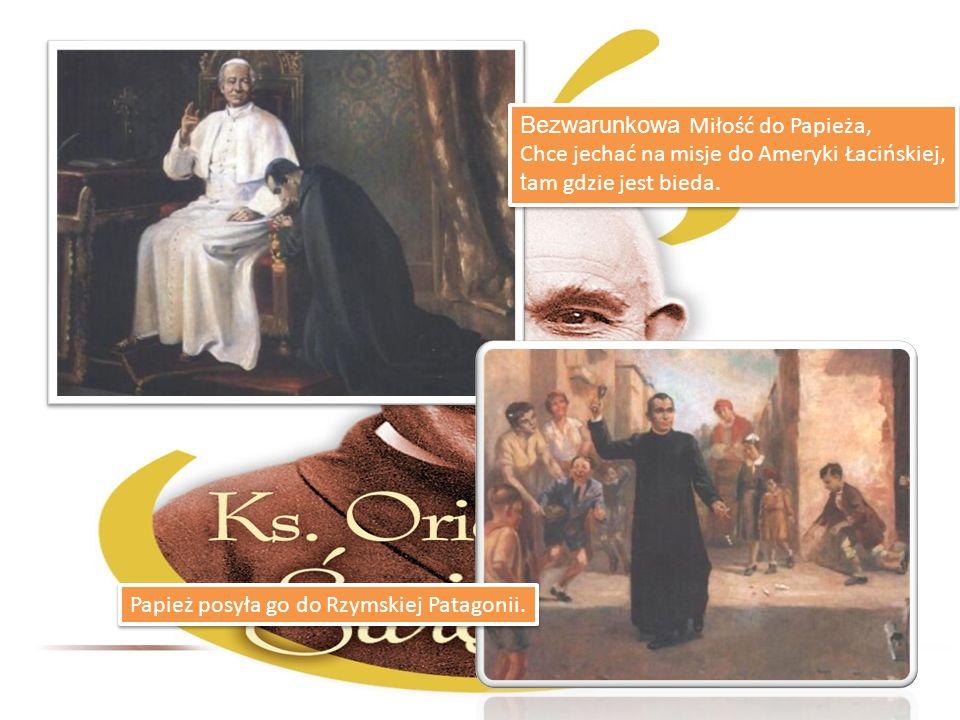 Bezwarunkowa Miłość do Papieża,
