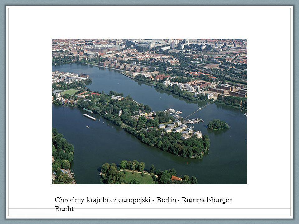 Chrońmy krajobraz europejski - Berlin - Rummelsburger Bucht