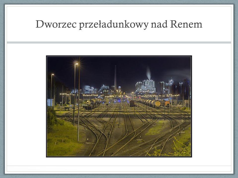 Dworzec przeładunkowy nad Renem
