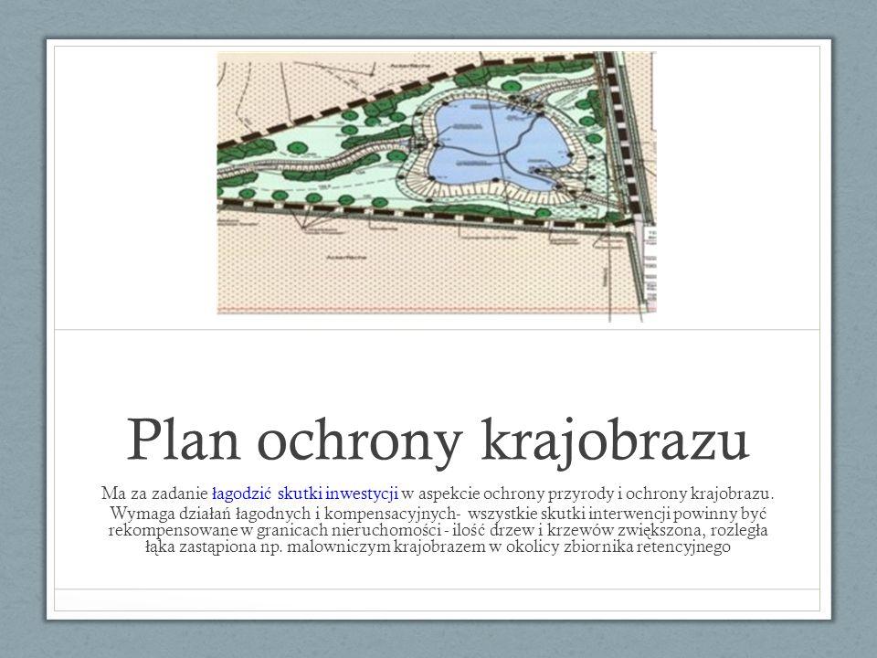 Plan ochrony krajobrazu
