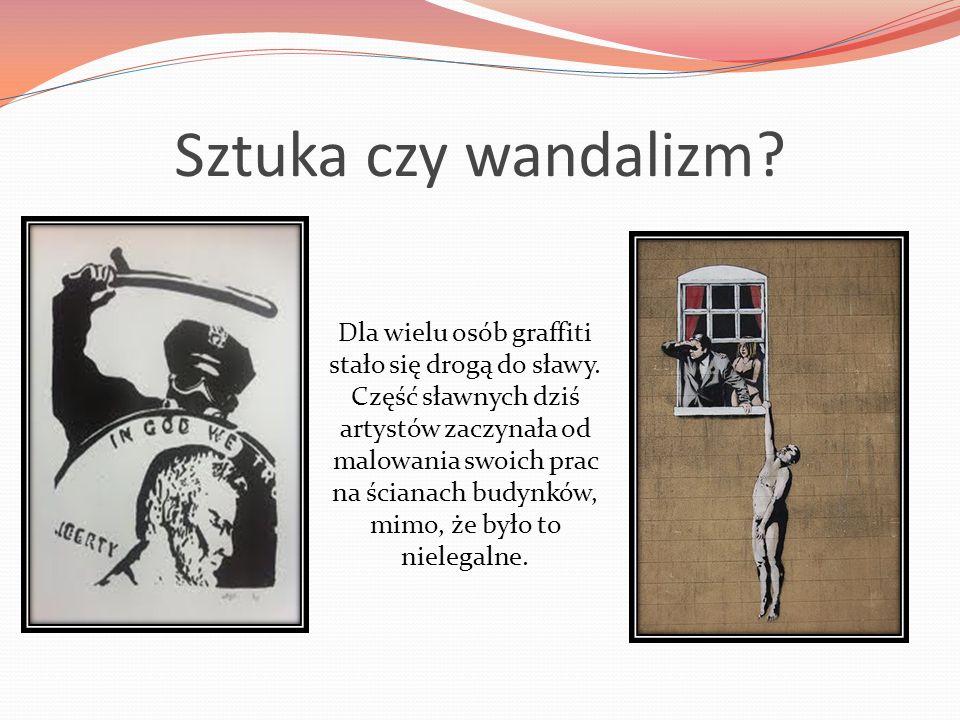 Sztuka czy wandalizm