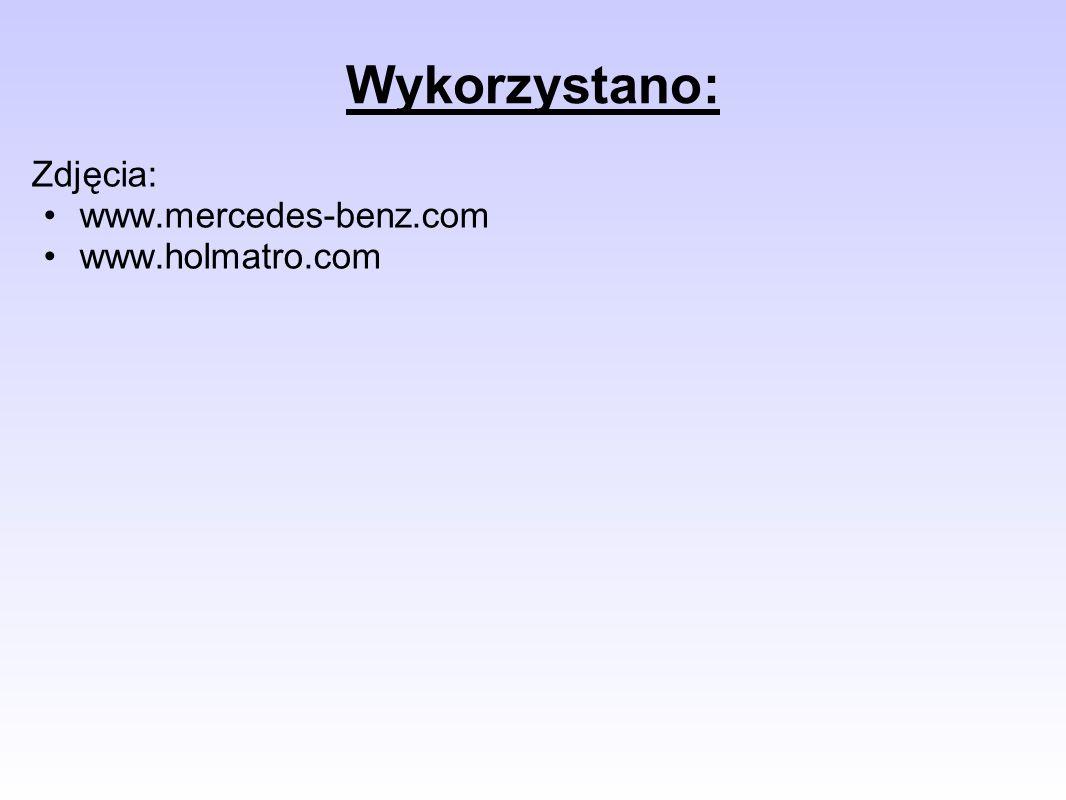 Zdjęcia: www.mercedes-benz.com www.holmatro.com
