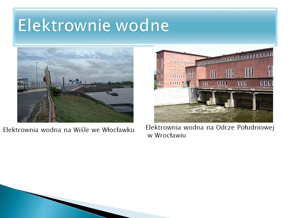 Elektrownie wodne Elektrownia wodna na Odrze Południowej